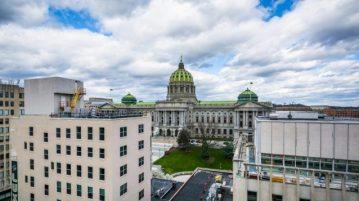 PA state capital