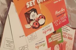 Mount Airy promotional mailers