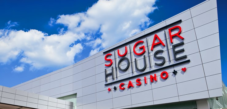 SugarHouse Casino building
