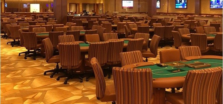 The Parx Poker Room Finds A New Home On The Main Casino Floor