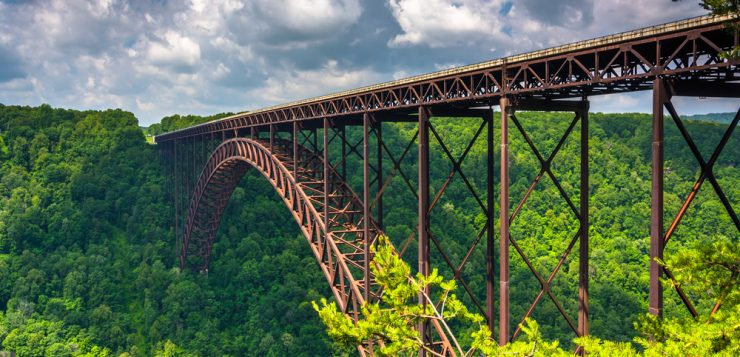 New River Bridge, West Virginia