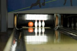 Bowling missing pins