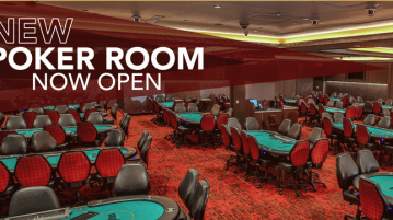 Sands PA New Poker Room