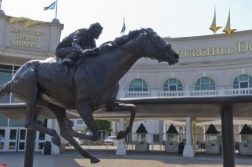 The Legendary Churchill Downs in Louisville, KY