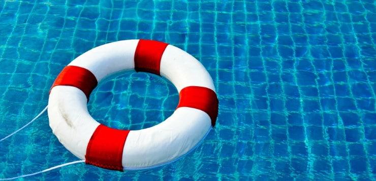 lifeline in water