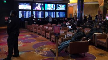 sugarhouse casino sportsbook tuesday afternoon