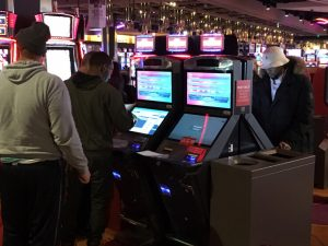 sugarhouse sportsbook kiosks
