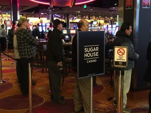 sugarhouse sportsbook line