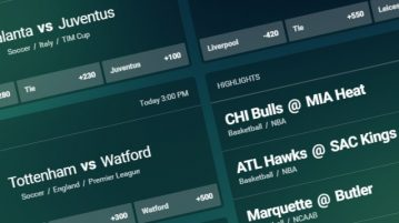 betslip builder homepage