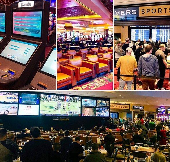 rivers sportsbook casino pa land sports temporary betting based