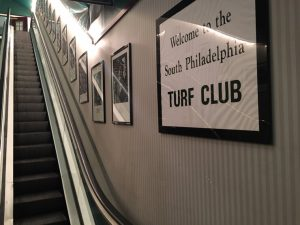 south philadelphia turf club entrance