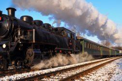 trail picking up steam