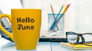 Hello June cup