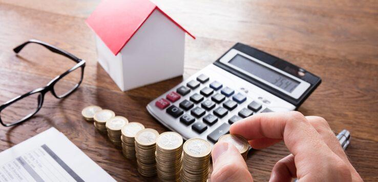property tax calculator house