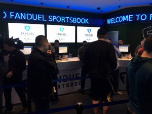 fanduel sportsbook betting window line