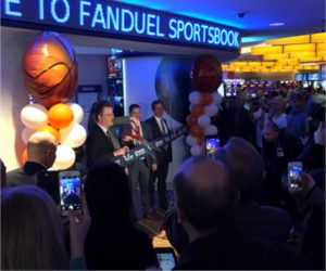 fanduel sportsbook ribbon cutting