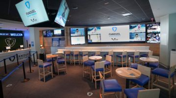 fanduel sportsbook valley forge casino resort empty