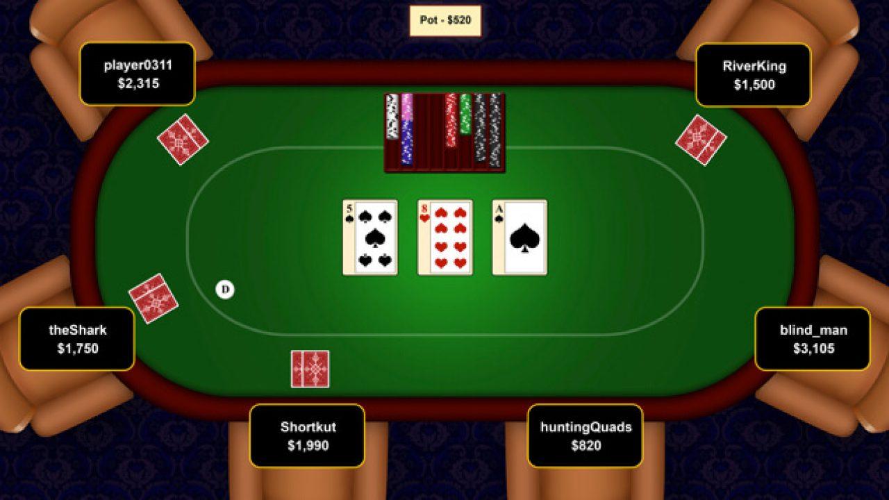 Покер игра онлайн два рулетка на реальные деньги без депозита