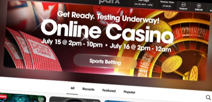 No 2 To Launch Parx S Online Casino Already No 1 In Quality In Pa