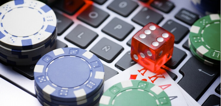 Some Issues of Online Casino