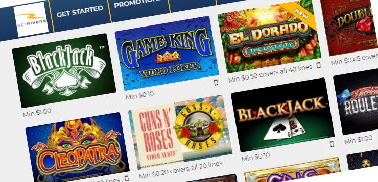 betrivers casino casino