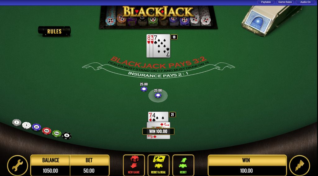 Pa Online Blackjack In 2020 Where And How To Play With Best Games