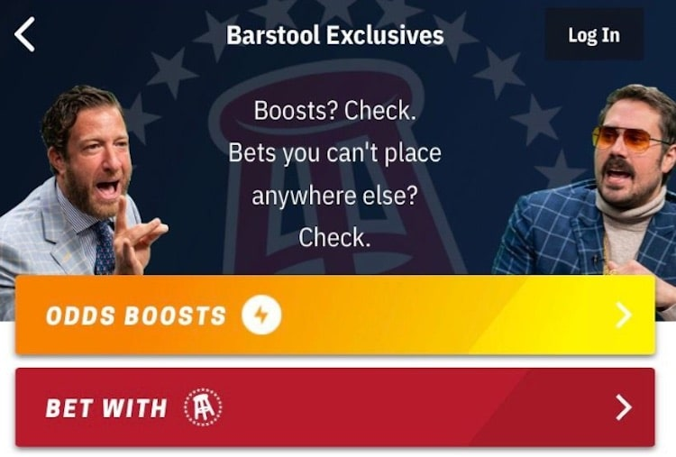 barstool sportsbook pa design