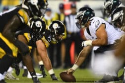 pittsburgh steelers philadelphia eagles