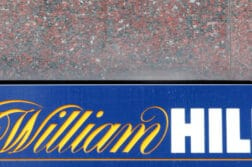 William Hill sign