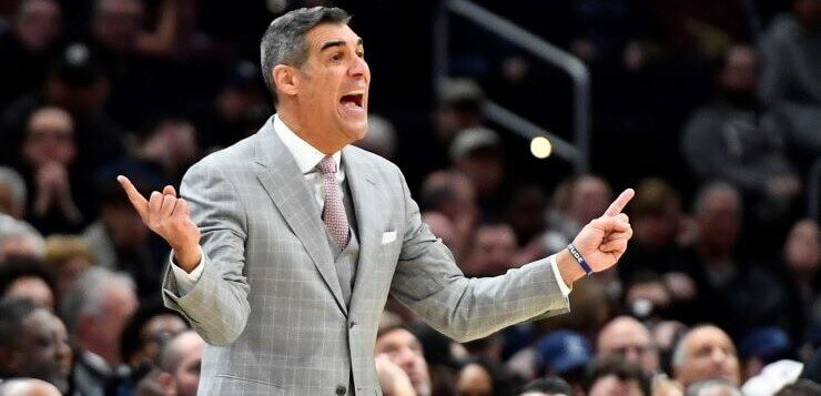 villanova's jay wright