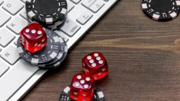online casino keyboard