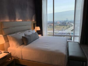Live Casino Philadelphia hotel room