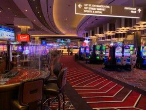 live philadelphia casino interior