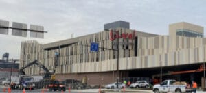 live philadelphia parking structure