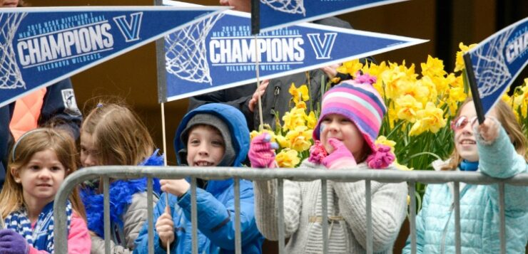 Villanova-basektball-champion-pennants