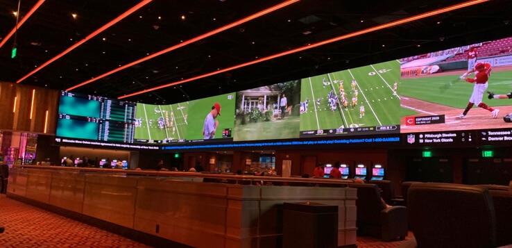 parx casino sportsbook
