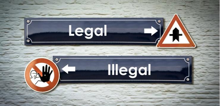 legal/illegal