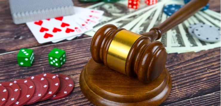 gambling court image