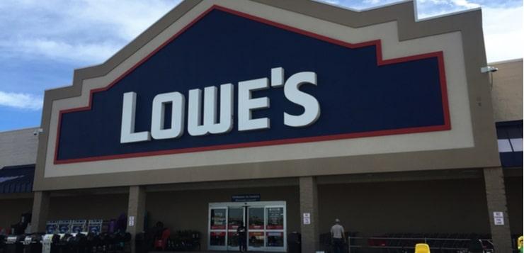 lowe's store