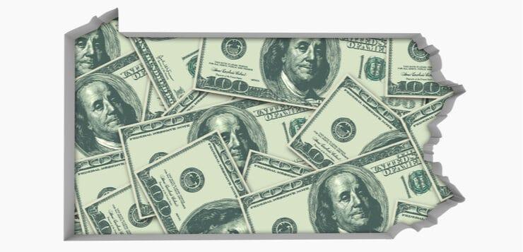 pennsylvania money
