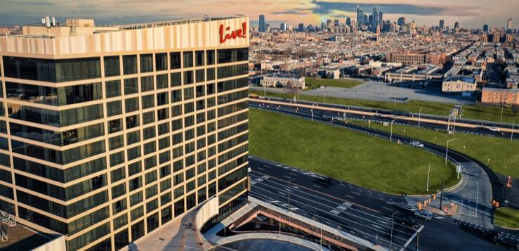 live casino philadelphia skyline