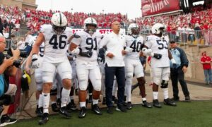 james franklin and captains