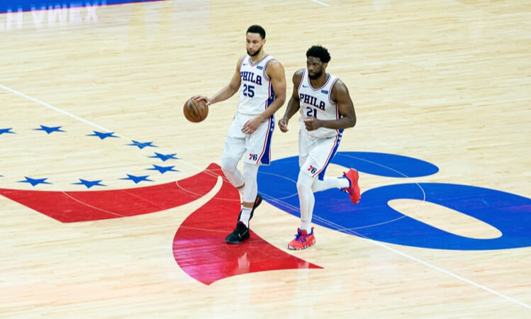 simmons embiid 76ers